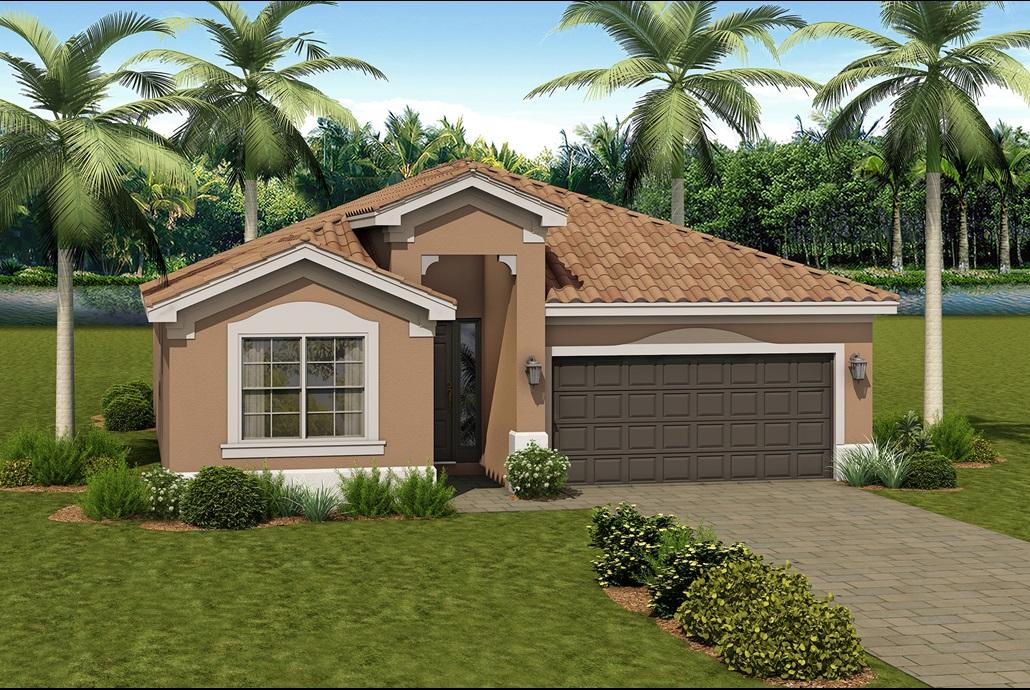 GL Homes New Home Communities Wimauma Florida