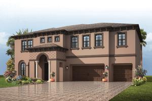 WaterSet New Home Communities Apollo Beach Florida