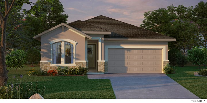 LGI Homes New Home Communities Riverview Florida