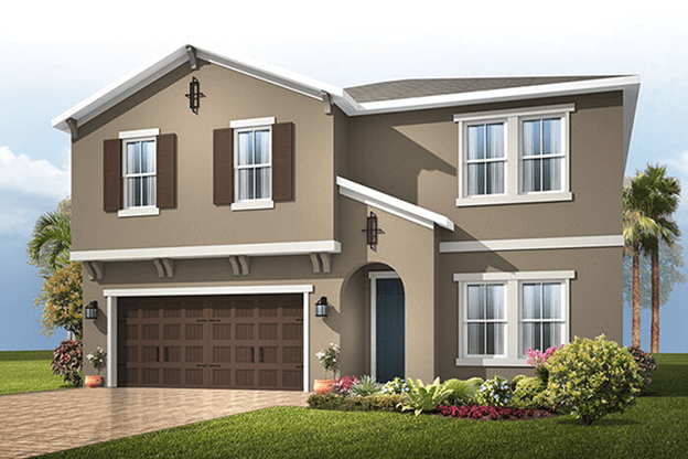 The Newhaven 2 | Cardel Homes | WaterSet Apollo Beach Florida Real Estate | Apollo Beach Realtor | New Homes for Sale | Apollo Beach Florida