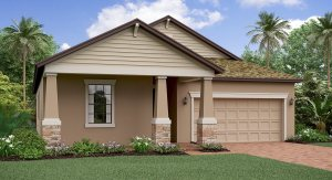 Oaks At Shady Creek New Home Communities Riverview Florida