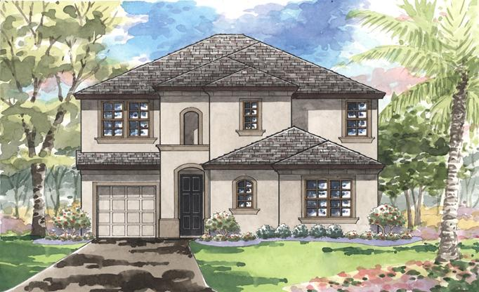 The SPOONBILL Homes By Westbay Triple Creek Riverview Florida Real Estate | Riverview Realtor | New Homes for Sale | Riverview Florida