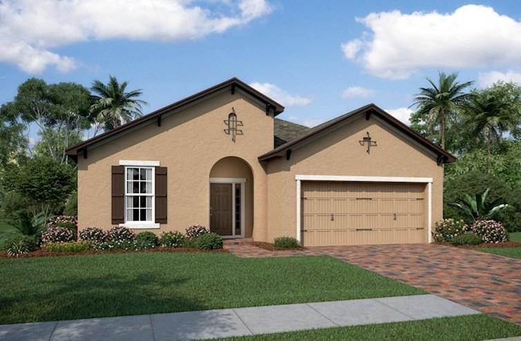 The Sea Breeze New Homes WaterSet | Apollo Beach Florida Real Estate | Apollo Beach Realtor | New Homes for Sale
