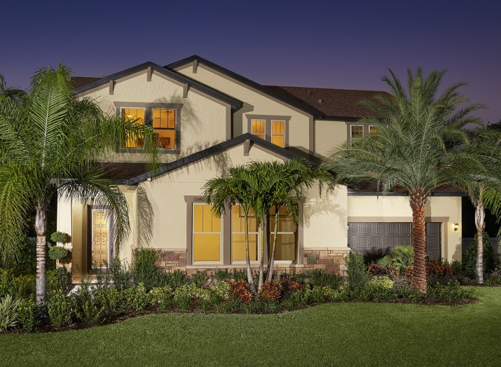 Meritage New Homes For Sale Tampa Florida
