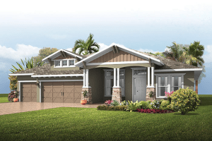 The St. Lucia 2 | Cardel Homes | WaterSet Apollo Beach Florida Real Estate | Apollo Beach Realtor | New Homes for Sale | Apollo Beach Florida