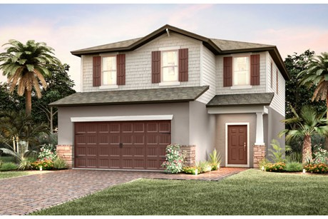 The Starboard At  Ventana Riverview Florida Real Estate | Riverview Realtor | New Homes for Sale | Riverview Florida