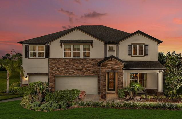 The Reserve at Pradera New Homes for Sale Riverview Florida