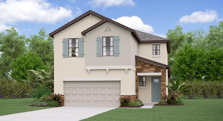 The Wisconsin Belmont Ruskin Florida Real Estate | Ruskin Realtor | New Homes for Sale | Ruskin Florida