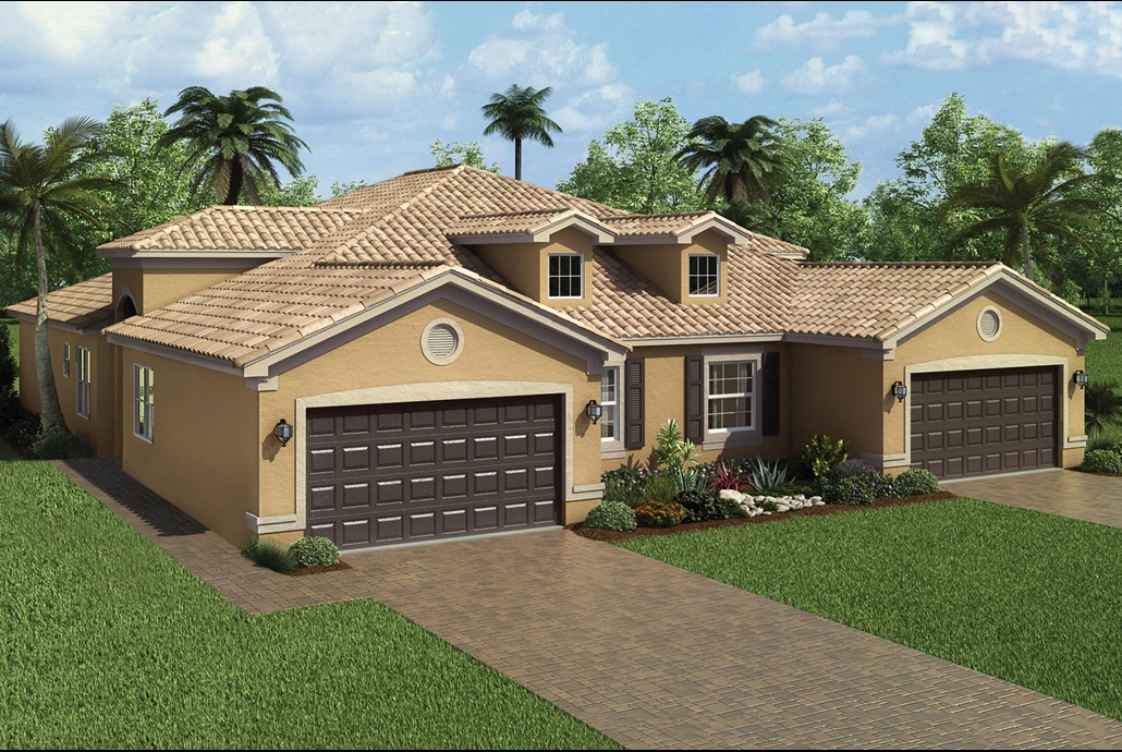 Valencia del Sol YORK  2 Bedrooms 2 Bathrooms 1 Half Bath Great Room Den/Optional 3rd Bedroom Screened and Covered Patio 2-Car Garage