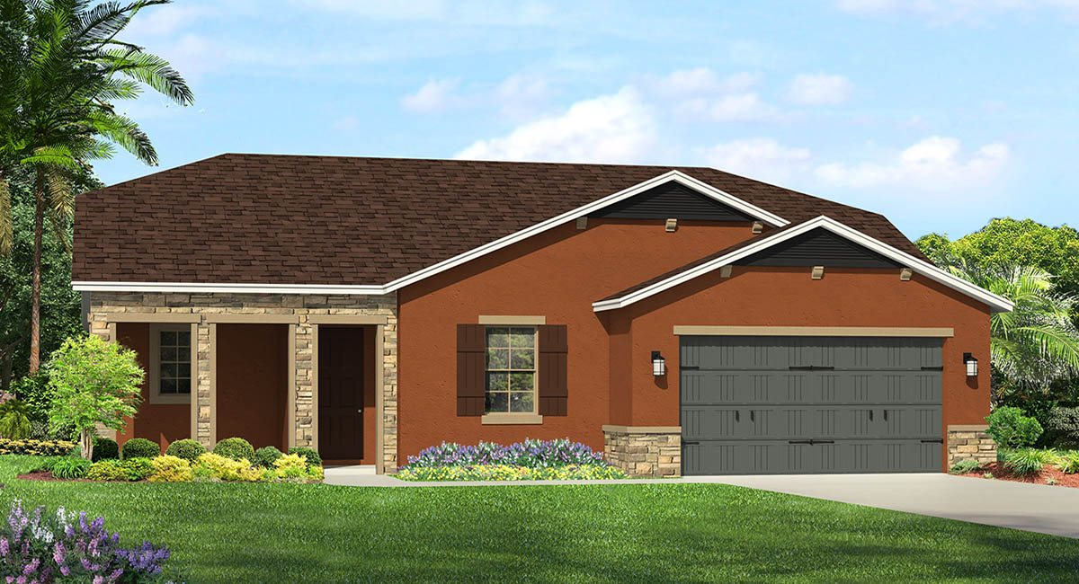 The Armstrong Lennar Homes Riverview Florida Real Estate | Ruskin Florida Realtor | New Homes for Sale | Tampa Florida