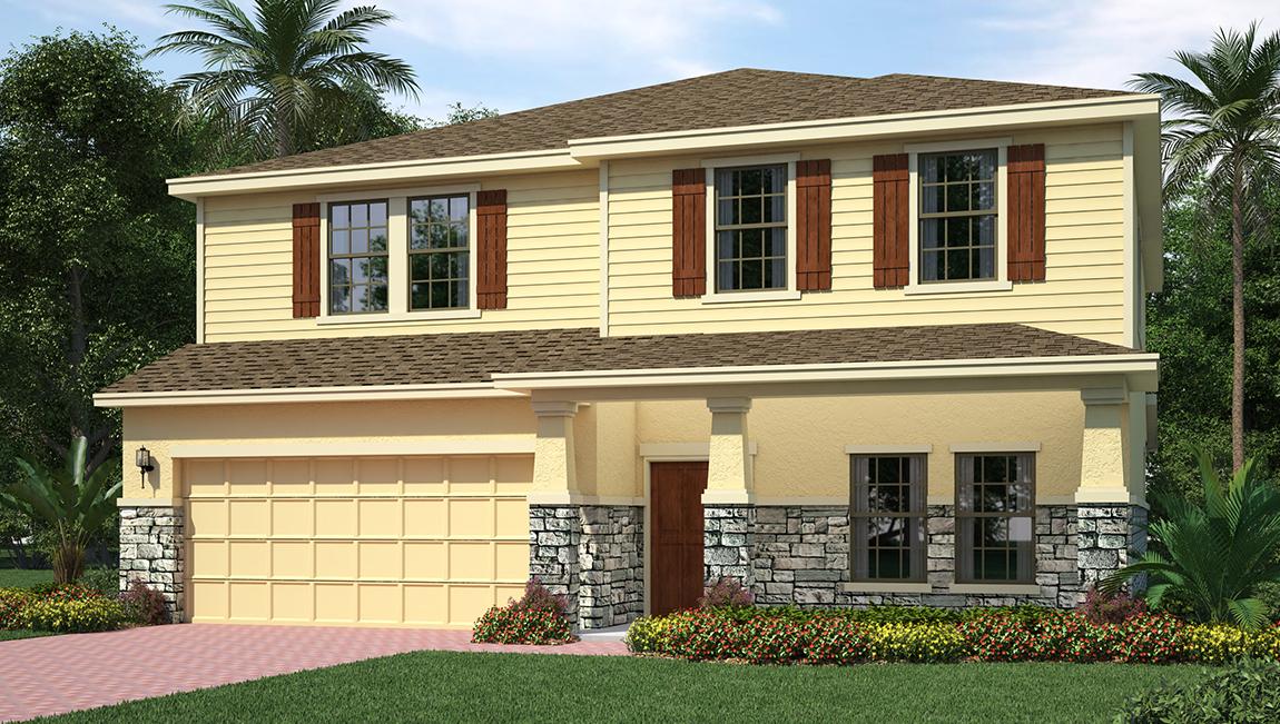 New Home Communities Thonotosassa Florida