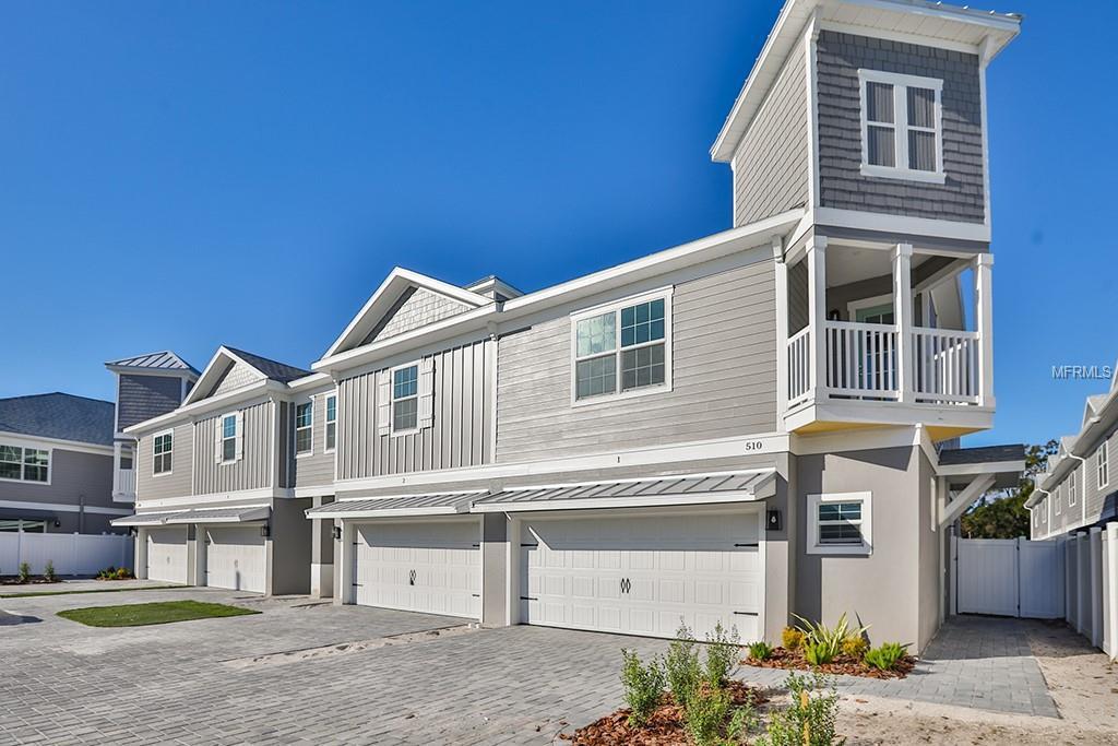 HANAN TOWN HOMES  ESTATES South Tampa Florida Real Estate | South Tampa Florida Realtor | New Homes Communities