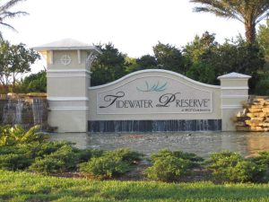 Tidewater Preserve New Home Community Bradenton Florida