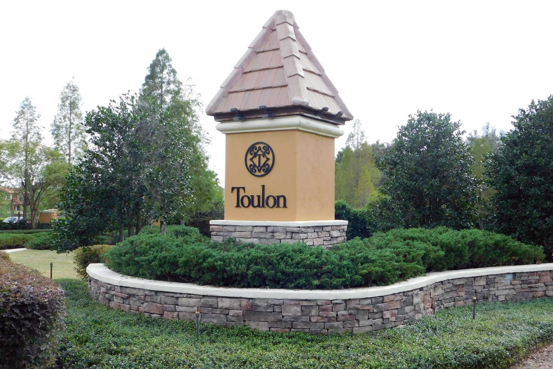 Toulon New Home Community Seffner Florida