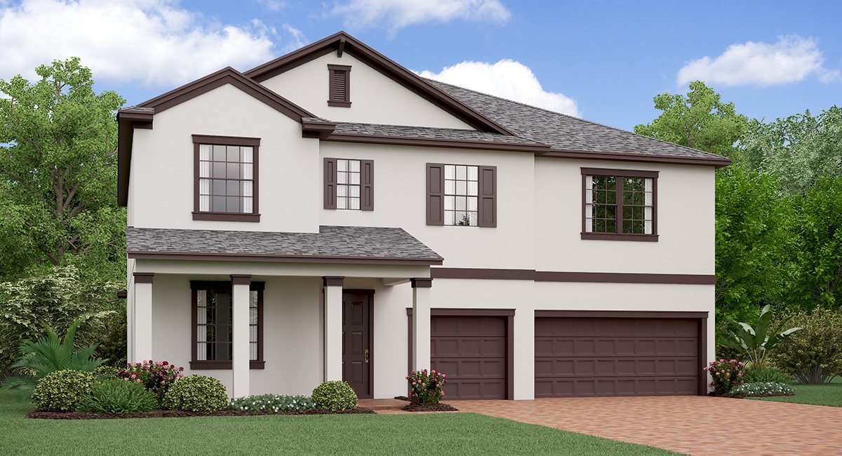 The Wyoming Lennar Homes Riverview Florida Real Estate | Ruskin Florida Realtor | New Homes for Sale | Tampa Florida