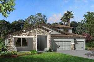 The Corina III  Homes M/I Homes  Ventana Riverview Florida Real Estate | Riverview Florida Realtor | New Homes for Sale | Tampa Florida