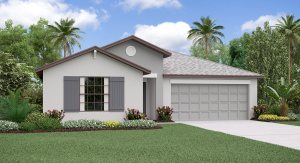 The Hartford Model Tour Lennar Homes Apollo Beach Florida