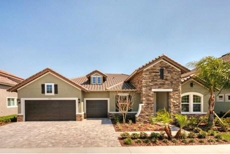 David Weekley Homes New Home Communities Riverview Florida