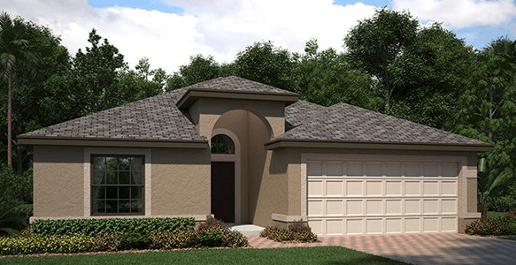 The Normandy Model Tour Lennar Homes Riverview Florida