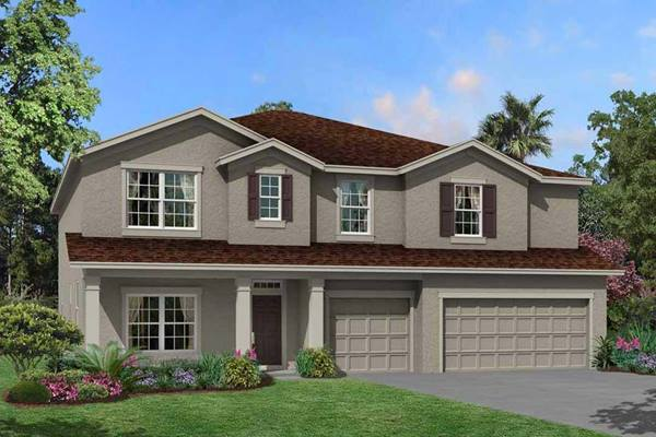 The  Windsor Homes M/I Homes  Ventana Riverview Florida Real Estate | Riverview Florida Realtor | New Homes for Sale | Tampa Florida