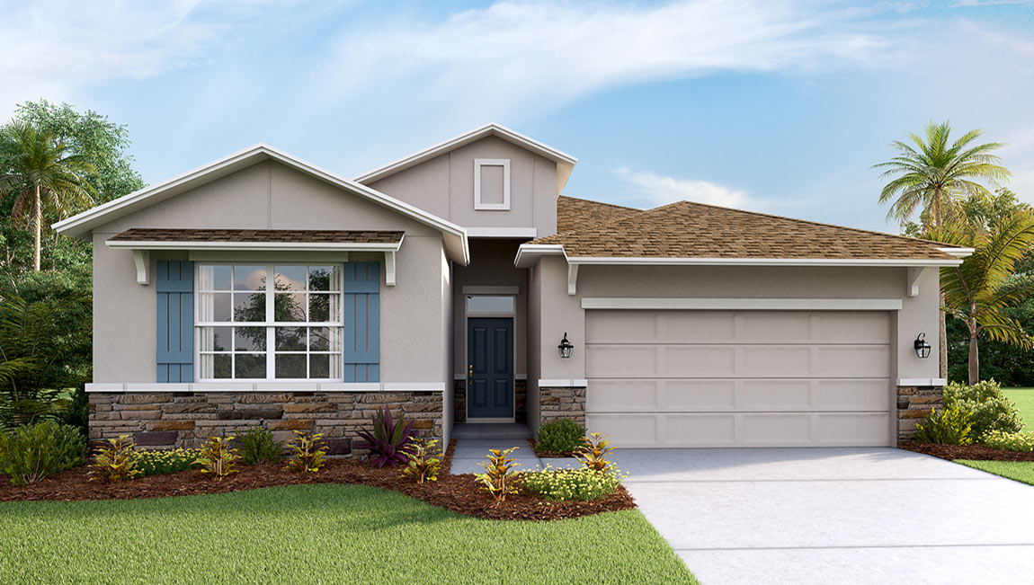 New Home Communities Zephyrhills Florida