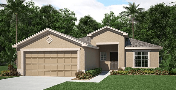 The Arlington Model Tour Lennar Homes Riverview Florida