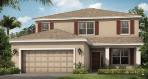 Oak Creek New Home Community Riverview Florida