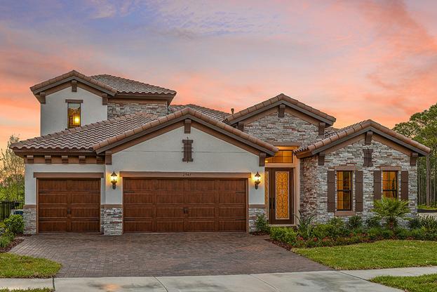New Home Communties Brandon Florida