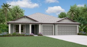 The Phoenix Model Tour  Mills Bayou Lennar Homes Ruskin Florida