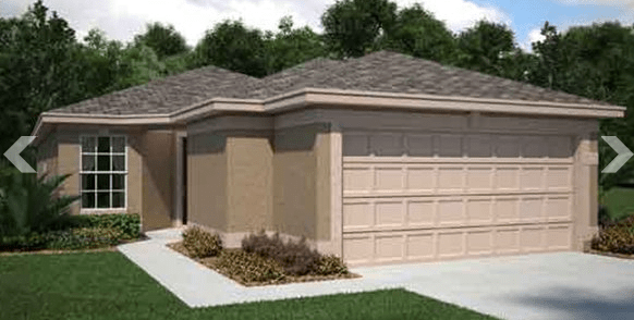 Lake St Charles Homes Community Riverview Florida