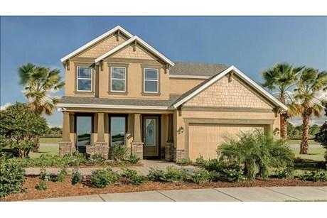 Reserve At Pradera Riverview Florida New Homes Community