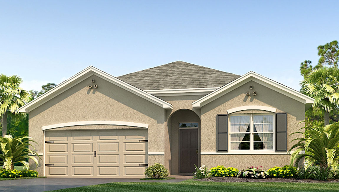 Avondale at South Fork New Home Community Riverview Florida