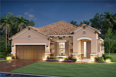 Bougainvillea Place New Home Community Ellenton Florida