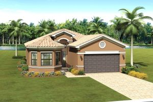 The Barbados Model Tour Valencia Del Sol GL Homes Wimauma Florida