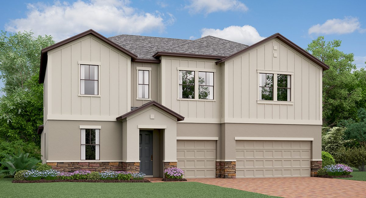 Move-In Ready New Home Communities Riverview Florida