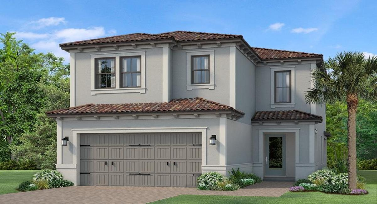 Lennar Homes New Home Community Riverview Florida