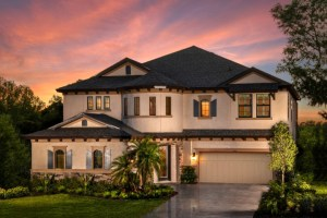 The Madeira III Model Tour Homes By Westbay Riverview Florida