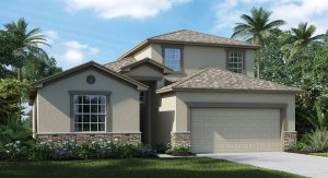 The Simmitano Model Tour Lennar Homes Riverview Florida