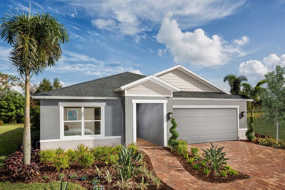 Valri Park New Home Community Valrico Florida