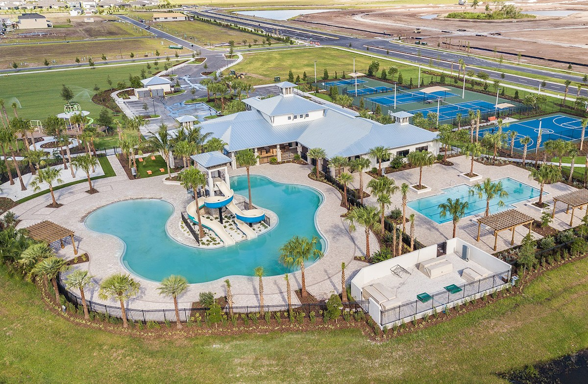 Pulte Homes New Home Community WaterSet Apollo Beach Florida