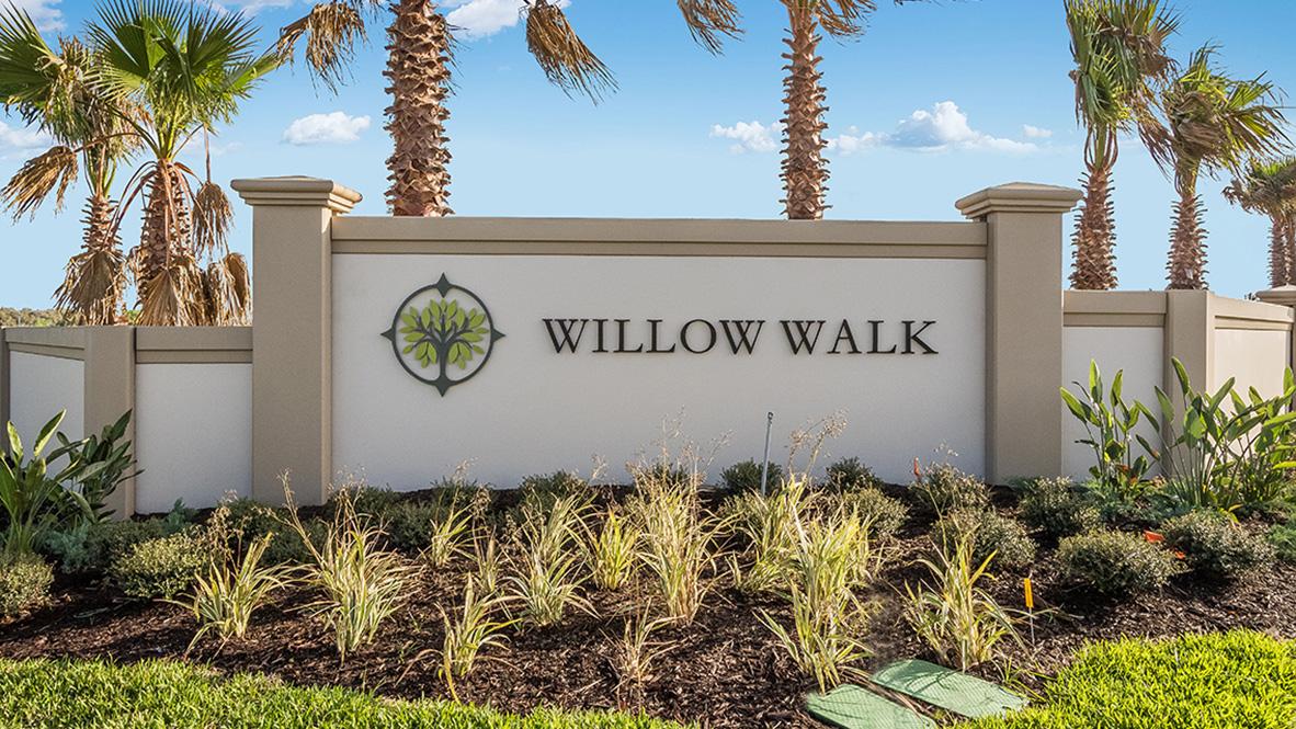Willow Walk New Home Community Palmetto Florida