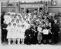 Class of 1930 at St. Mary's
