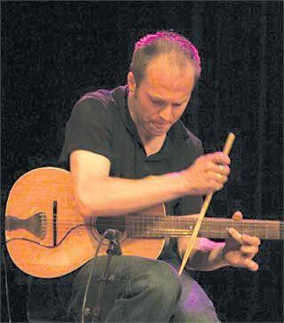 David Stackenäs