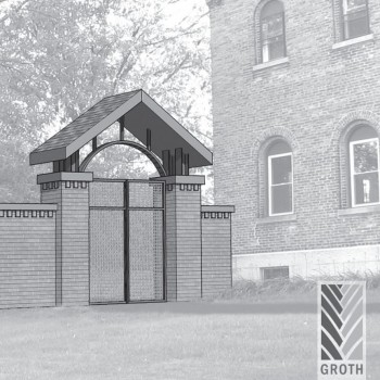 St. Francis Institute renovation rendering
