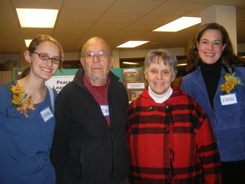 Crystal Mello, Don Austin, Phyllis Berentsen, Karen Swanson