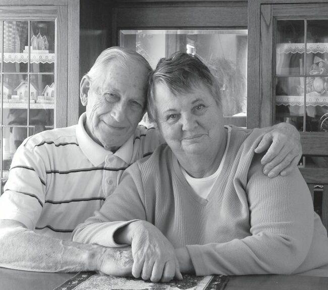 Lucy & Tom Krajna, photo by Barbara Miner