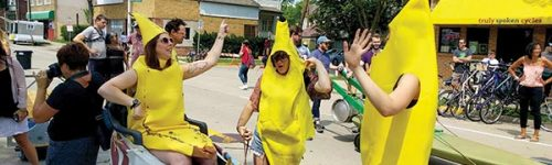bananaPeople web