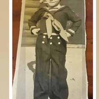 Bobby Ellquist as Popeye web