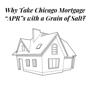 Chicago mortgage APRs
