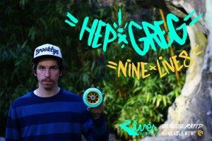Hep Greg Nine Lives Signature Wheel